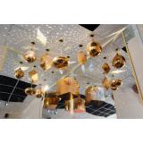 Комплект «Золотой уголок» + подсветка