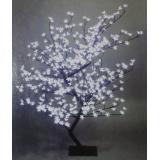 Яблоня Цветущая 512диодов, 130см, холодный белый цвет