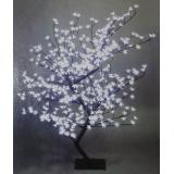 Яблоня Цветущая 512диодов, 130см, фиолетовое