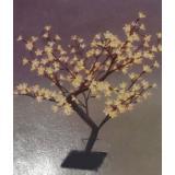 Яблоня Цветущая 192диода, 67см, розовый