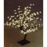 Яблоня Цветущая 192диода, 67см, теплый белый цвет