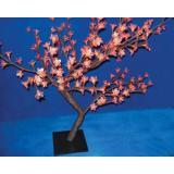 Яблоня Цветущая 192диода, 67см, красный