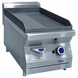 Аппарат контактной обработки газовый ГАКО-40Н нерж. (400х750х475) жарочная поверхность 700 серия