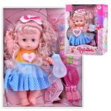 Кукла 1566-ZYA-A с аксессуарами, в коробке