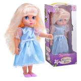 1Toy Красотка кукла 40 см, со звуковыми эффектами 18*13,5*43см