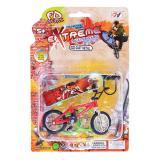 Мини-велосипед 678-2А металлический, на листе