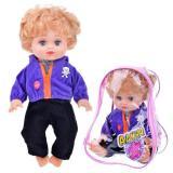 Кукла 5449 Алина в рюкзаке