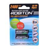 Аккумулятор ROBITON RTU2400MHAA-2 BL2