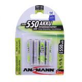Аккумулятор ANSMANN 5030772  maxE AAA 550 BL4