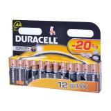 Элемент питания DURACELL R6 BL12 (12шт.)