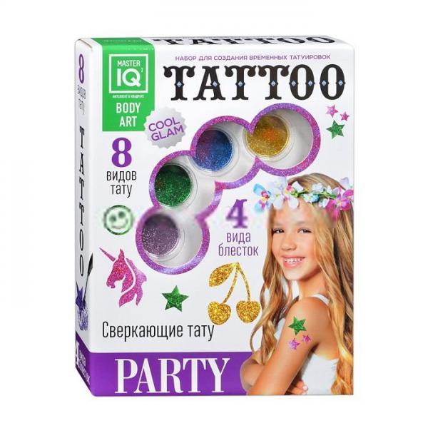 Набор для временной татуировки